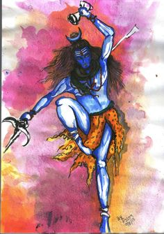 shiva paintings - Google Search