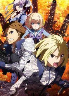 Anime-Saikou | Heavy Object 21 VOSTFR