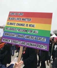 human rights. on We Heart It Photographie Indie, Protest Signs, Protest Art, Power To The People, Hate People, Faith In Humanity, Climate Change, Religion, Politics