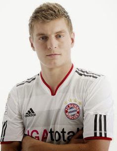 All Football Players HD Wallpapers And Many More...: Toni Kroos Profile And Latest Pictures 2013
