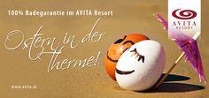 AVITA Resort | Project: Happy Easter - Happy SPA 2014 | By Smolej & Friends, Vienna | Foto: Shutter | www.smolej.at Hotels And Resorts, Vienna, Happy Easter, Spa, Shutter, Creative, Projects, Friends, Advertising Agency