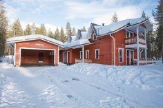 Vuokramökki Kittilä, Laajahovi, 10 hengen huoneisto