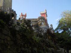 Palácio da Pena - Sintra.