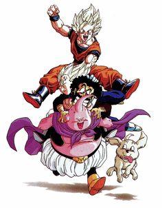 Dragon Ball Z Shin Butoden (1995)