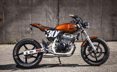 Lataa kuva Honda CBF250 Tracker, tuning, XTR-Pepo, superbike, Honda