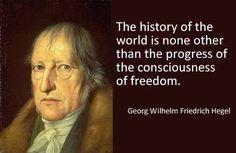 Hegel, History