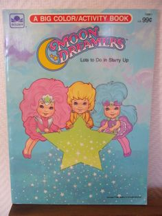 Moon dreamers - Coloring book