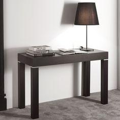 """Consolle allungabile in legno impiallicciato di frassino """"Adams"""" By Viadurini Living [www.viadurini.it]"""