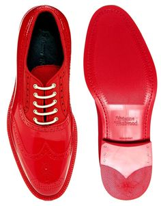 Budapesters by VIVIENNE WESTWOOD