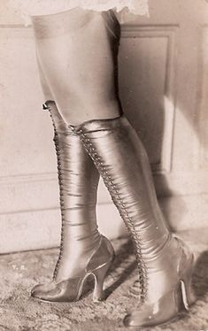 1920s boots