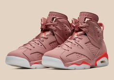 Color Theory: Air Jordan 6 x Aleali May. Nike SNKRS