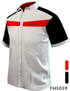 Baju Korporat - Male Corporate Shirt - Short Sleeveo_8147c15b22e6e1ce_032bajuf1shirt