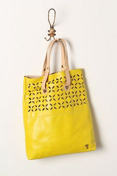 Buttercup Tote | anthropologie