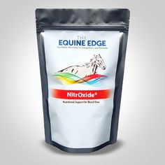NitrOxide - Natural Herbs and Vitamins to help promote long term health of your horse's blood flow system.