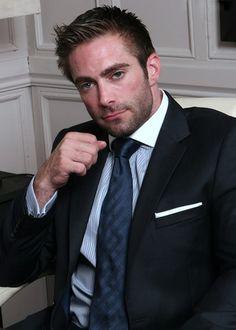 Jake Genesis. Men's Suit - FashionFilmsNYC.com