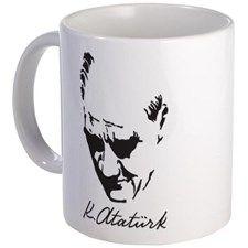 Mustafa Kemal Ataturk Mugs