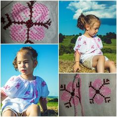 IA i-a cucerit si pe cei Making Out, Little Ones, Children, Kids, Crochet Necklace, Blouses, Traditional, Toddlers, Toddlers