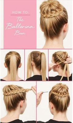 20 Pretty Braided Updo Hairstyles