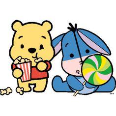 Winnie the Pooh Kawaii art <3 <3 <3 <3 <3 <3 <3 <3 <3