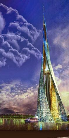 Dubai City Tower #architecture ☮k☮