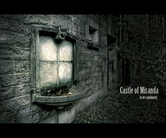 I love castles and always wanted to live in one. But not the ones full of glitz, glitter and shiny Venetian mirrors. I like abandoned, crumbling castles, mysterious and a thrill to explore. With wallpaper peeling off walls, squeaking floors,...