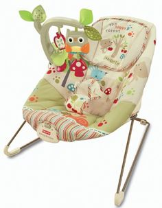Fisher-Price Woodsy Friends Comfy Time Bouncer Fisher-Price http://www.amazon.co.uk/dp/B00717LDCE/ref=cm_sw_r_pi_dp_qQmzvb1AW742X