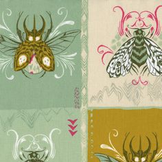 Sarah Watts: My fave Cotton + Steel designer