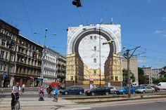 "Mural ""Brama do Nadodrza""/Mural 'Gate to Nadodrze'"
