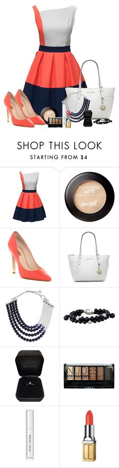 """• YOU'RE HYPNOTIZED CAN'T SEE THE SIGNS•"" by randomgirl3269 ❤ liked on Polyvore featuring GUESS, Michael Kors, DIANA BROUSSARD, David Yurman, Tiffany & Co., Boohoo, Bobbi Brown Cosmetics and Elizabeth Arden"