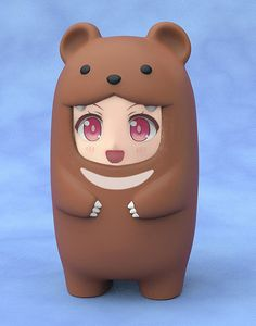 Nendoroid More Zubehör-Set für Nendoroid Actionfiguren Brown Bear