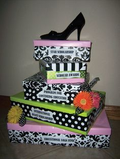 Shoe Party Decorations | Putting Our Best Foot Forward for P.E.O. | P.E.O. International