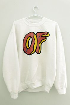 Odd Future sweatshirt Bf, you have some OFWGKTA shirts, buy me one?…