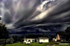 """""""Darken Skies"""" — in Bradenton, Florida."""