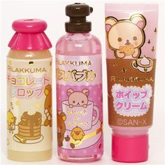 CURSE YOU  Rilakkuma! YOUR MAKING ME SQUEAL! Not cool especially when your grandma is sleeping in the next room