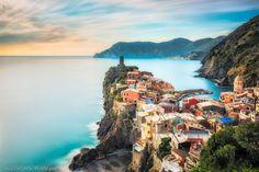 Vernazza  Landscapes photo by AlessioAndreani http://rarme.com/?F9gZi