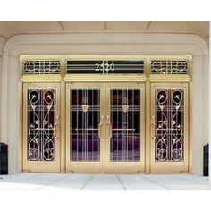 08 4210 Crl Blumcraft 174 1301 Series Entrance Systemfor Use