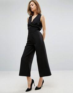 747f98dd7650 Discover Fashion Online Wrap Jumpsuit