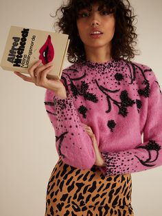 New York-based author, writer and founder of Man Repeller, Leandra Medine, is known for her eclectic aesthetic. Of her styling process, or lack thereof, she likens it to 'how a grandmother cooks: a pinch of something here, a dash of another there.' A firm believer in the mantra that accessories make the look, she says, 'silk scarves, sunglasses and long gold-chain necklaces are fool-proof items.'