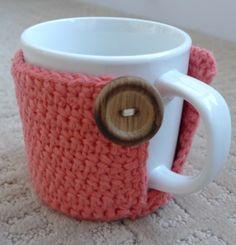 Coffee Mug Cozies ❤☕