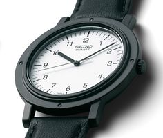 The new Seiko Nano Universe Steve Jobs watch rerelease based on Steve Jobs' Seiko Chariot watch from iconic 1984 photo with images, price, specs, & analysis.