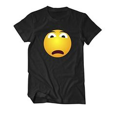 Emoji Erschrocken T-Shirt https://www.amazon.de/dp/B01JLSPXK8/ref=as_li_ss_tl?ie=UTF8&linkCode=sl1&tag=kiofsh-21&linkId=441414c4d9155a7ac2c31b636d9e3a56