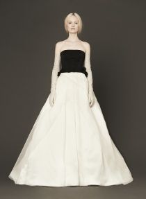Vera Wang wedding dress Spring/Summer 2014
