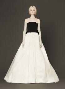 Vera Wang wedding dress Spring/Summer 2014