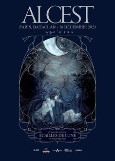 Band Posters, Movie Posters, Paris, Concert, Moon, Celestial, Metal, Google, The Moon