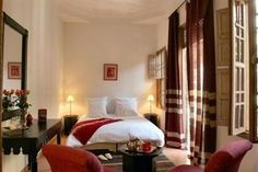 nice curtains www.marrakech-riad.co.uk