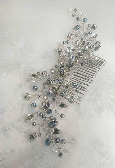 Wedding Hair Comb Wedding Hair Accessory Bridal Headpiece