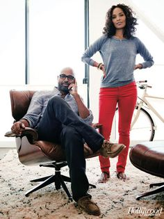 """Great article. Awesome quote --- Salim Akil - """"Can we cut the bullshit and get on about the business of living a life together?"""""""