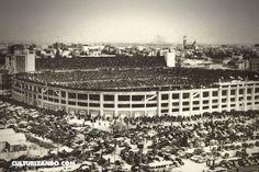 La historia del Estadio Santiago Bernabéu - culturizando.com   Alimenta tu Mente