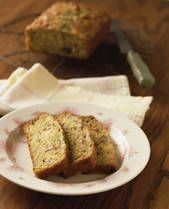 zucchini bread recipe - instead of adding canola oil I added applesauce instead and turned out soooo good!