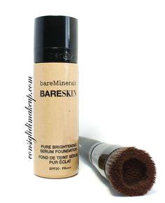 Consigli di Makeup: Review: Fondotinta Bareskin e Perfectin Face - bar...